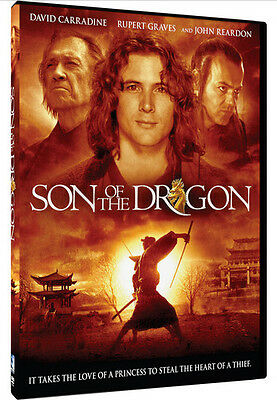 Son Of The Dragon: The Complete Mini-Series (2015, REGION 1 DVD New)