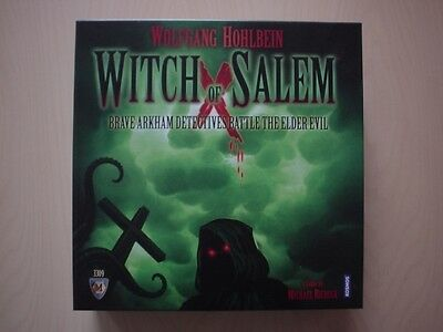 1x  Witch of Salem: 2008/2009 Edition Brand New Board Games