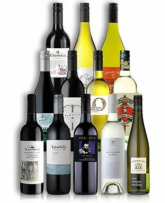 Top Rated Mixed Reds And Whites (12 Bottles)