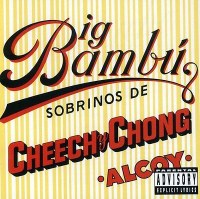 Cheech & Chong - Big Bambu [New CD] Explicit