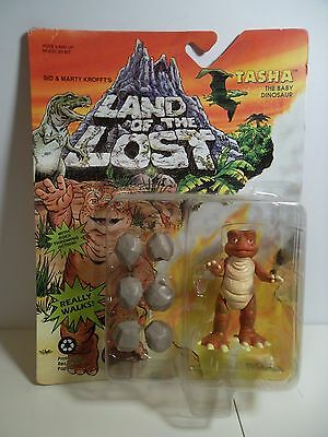 NEW VINTAGE LAND of the Lost TASHA Action Figure Tiger Toys 92 LOT 3 ...