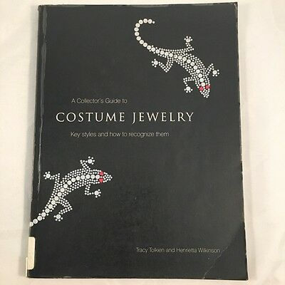 Collector's Guide to Costume Jewelry: Key Styles & How to Recognize Them (D105)