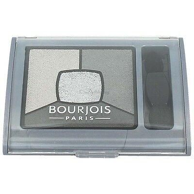 Bourjois Quad Smoky Stories Eyeshadow Palette 03 I Love Blue