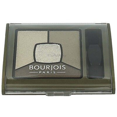 Bourjois Quad Smoky Stories Eyeshadow Palette 04 Rock This