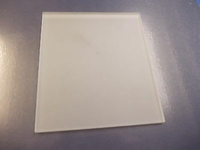 5mm CLEAR FROSTED  ACRYLIC PERSPEX  SHEET 297MM X 210MM  A4 PANEL