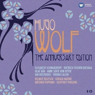 Various Artists, Hug - Wolf Edition: 150th Anniversary / Various [New CD] B