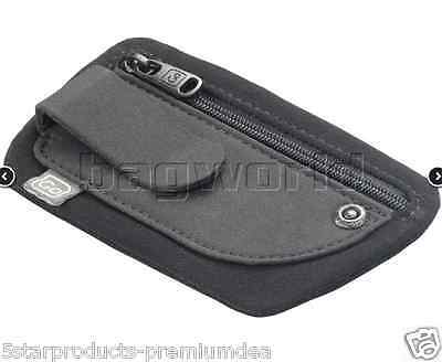 New Go Travel Clip Pouch Belt Waistband Secure Wallet Safe Integrated Hidden