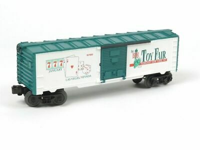 Lionel 6-19956 Toy Fair Reefer Car 1998 O Scale Model Trains Railroads