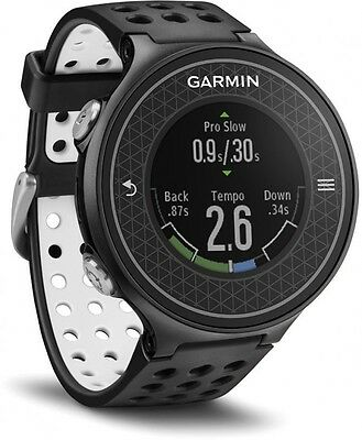 Garmin Approach S6 Golf Watch Europa Gps Golf Uhr Garmin S 6 Europe Schwarz