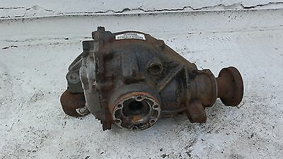 Bmw 3 Series E46 320D Manual Rear Diff Differential 7525204 2.35 Ratio