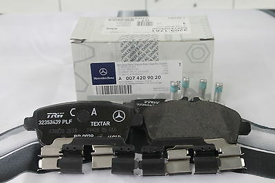 Genuine Mercedes-Benz W176 A-Class REAR A45 AMG Brake Pads A0074209020 NEW