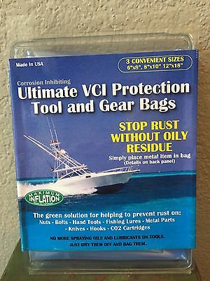 New Leland VCI Corrosion Resistant Bags LEL03