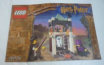 Lego Harry Potter 4702 - The Final Challenge - INSTRUCTIONS ONLY