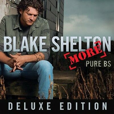 Blake Shelton - Pure BS [New CD] Bonus Tracks, Deluxe Edition, O-Card Packaging