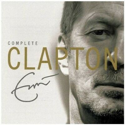 Eric Clapton - Complete Clapton [New CD] Holland - Import
