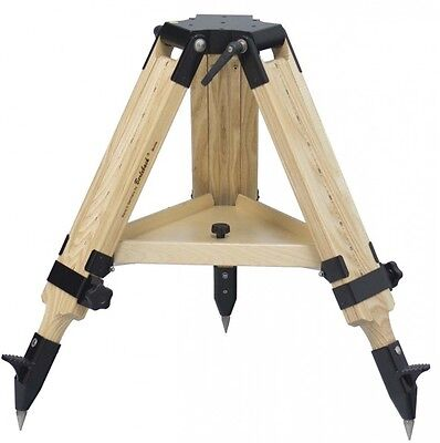 Berlebach Tripod Planet Small with Drop Plate 37 cm and Spreading Safety Lock