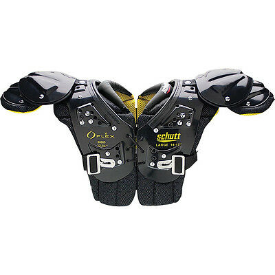 New Schutt Youth Flex 2.0 All Purpose Football Shoulder Pads - 801057 All Sizes