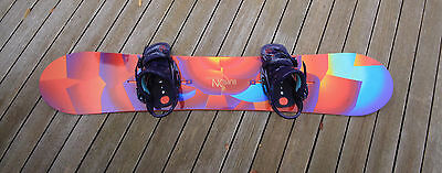 "Burton Snowboard ""Feelgood"" 152cm"