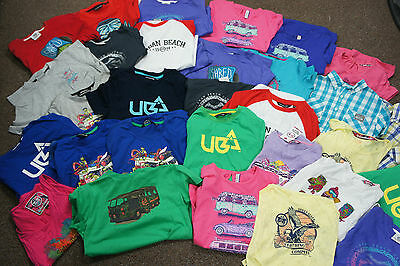 Urban Beach Kids Tshirts - Mixture of Girls & Boys - Different Ages - 29 items