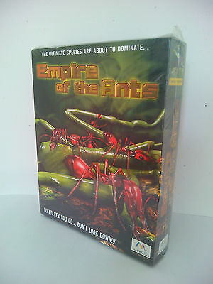 Empire of the Ants factory sealed big box game for pc