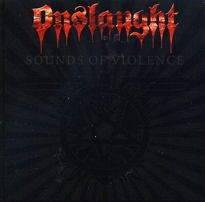 Onslaught - Sounds of Violence [New CD]