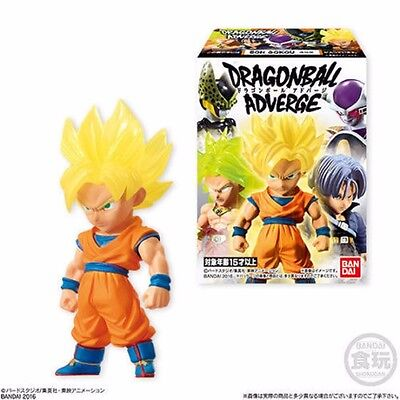 Dragon Ball Z Adverge Bandai Super Saiyan Goku Action Figure