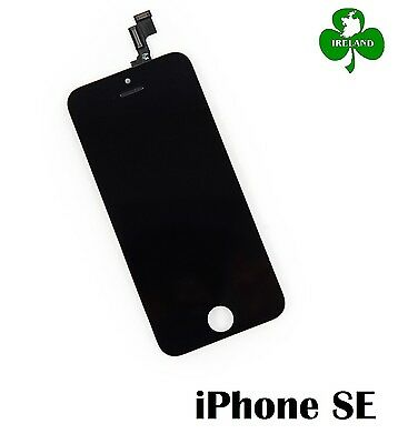 For iPhone SE LCD Touch Screen Display Digitizer Glass Assembly Unit Black