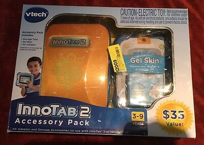 VTech Innotab2/2s Accessory Pack, New in Box