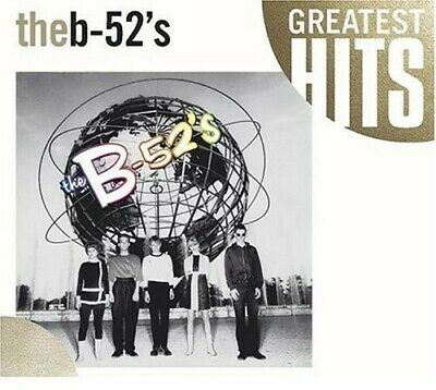 The B-52s, The B-52' - Time Capsule: Greatest Hits [New CD] Repackaged