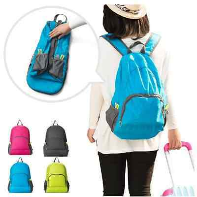 25L Ladies Backpack Rucksack Skate Skateboard Travel School College Shoulder Bag