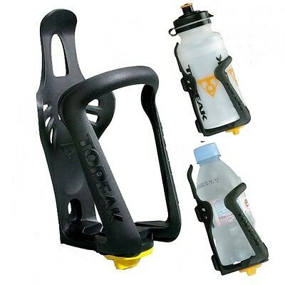 Adjustable Mountain Bike Bicycle Cycling Water Bottle Cages Holder Rack Bracket