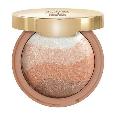 PUPA HIGHLIGHTER BRONZE 003 True Gold - Illuminante All Over