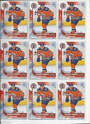 **Lot of 50** 2015-16 Upper Deck UD Connor McDavid Rookie Cards RC #6 NHCD Mint
