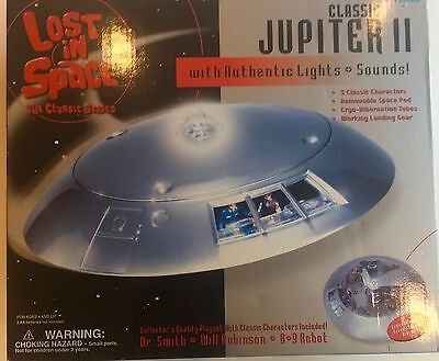 Lost In Space: Classic Jupiter ll With Lights And Sound Electric Model