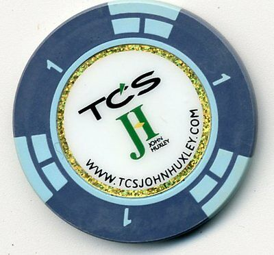Tcs 1 Blue Sample  Chip
