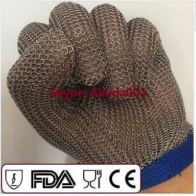 Stainless Steel Mesh Gloves Mesh Metal cut Safety stainless Gloves Butcher Glove