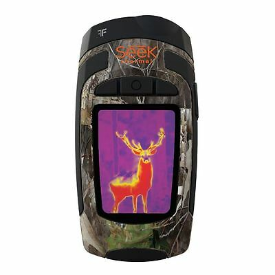 Seek Thermal Reveal XR Extended Range FastFrame Thermal Imager Camera - Camo