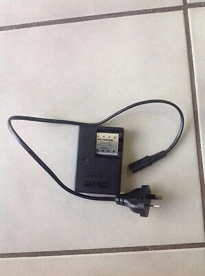 Spare Olympus Camera Battery and Charger, Li-42B model