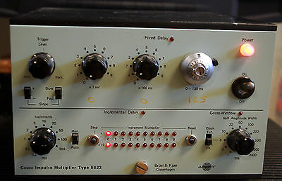 Bruel & Kjaer Gauss Impulse Multiplier Type 5623