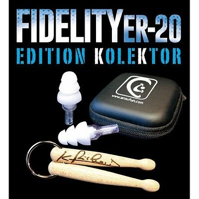 Acoufun Fidelity ER20 - Protection auditive edition KOLEKTOR