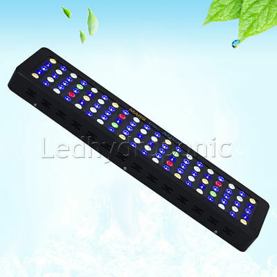 300W Dimmable LED Aquarium Light Full Spectrum Reef Coral Marine SPS LPS Lamp