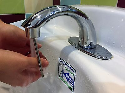 INSTANT-OFF Automatic Shut-Off Valve Stops Wasted Water TP/SR Theft Proof