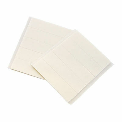 10 x Double Sided Sticky Self Adhesive Weatherproof Number Plate Pads CAR VAN