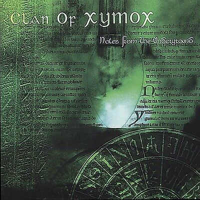 Clan of Xymox - Notes from the Underground [New CD]