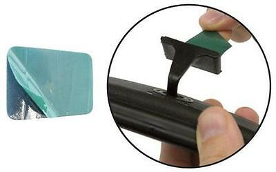 8 X Interior Rear View Mirror Pads - Self Adhesive - Double Sided Sticky
