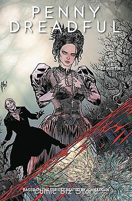 Penny Dreadful#5 (Of 5) (2016)1St Printing March Cover A Titan