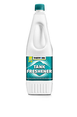 Thetford Toilet Chemicals Waste-Water Tank Freshener Fluid 1.5 L for Motorhome
