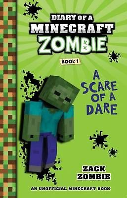 A Scare of a Dare by Zack Zombie Paperback Book