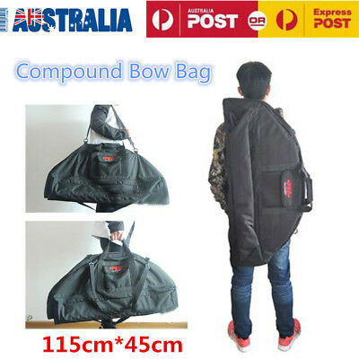Black Archery Hunting Bow Arrow Bag Outdoor Gear Compound Quiver Hunter Holder