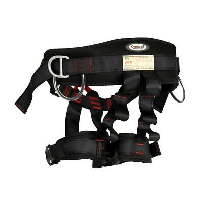 Harness Seat Belt Safety for Rock Climbing Rappelling Caving Equipment Gear